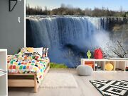 3d Spectacular Waterfall Zhua02 Wallpaper Wall Mural Removable Self-adhesive Amy