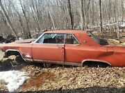64 Oldsmobile Starlight Project Parts