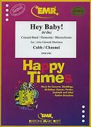 Hey Baby Billy Cobb Concert Band Harmonie Emr Classical Music Set Score And Parts
