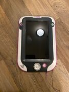Leap Pad Leappad Ultra Tablet Purple Damaged Screen For Parts Only