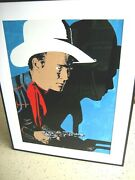 Roy Rogers Original Painting From Artist