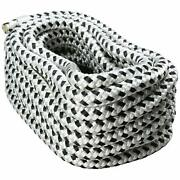 5/8 Inch 30 Ft Double Braid Nylon Dock Line Mooring Rope For Marine Boat Us Ship