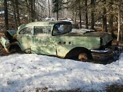 56 Buick Special, Parts, Rough Project