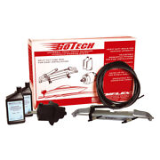 Uflex Gotech 1.0 Universal Front Mount Outboard Hydraulic Boat Steering System