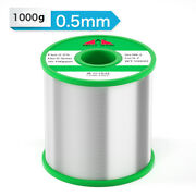 0.5mm 1000g Tin Rosin Core Solder Wire For Electrical Solderding No Lead, 100ppm