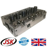 Complete Cylinder Head Assembly And Valves Leyland Marshall Tractor 245 253 502