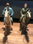 Lone Ranger And Dale Evans Hartland Toys