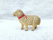 1930s Vintage Sheep Animal Celluloid Toy Japan Toy Collectables Home Decorative