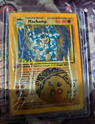 Pokemon 8/102 Machamp Starter Deck Foil Rare Sealed With Coin