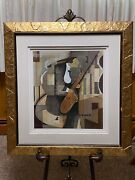 """Ethan Allen """"jazz Greats V"""" Limited Edition Carlson Autographed Signed 112/325"""