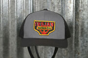 Vintage Trojan Northern Bred Seed Corn Patch Pacific 104c Trucker Snapback Hat
