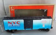 Lionel 16767 New York Central Operating Ice Docks Ice Car