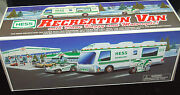 1998 Hess Recreation Van With Dune Buggy And Motorcycle S6554