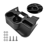 Center Console Cup Holder Attachment Compatible With 03-12 Dodge Ram 1500 2500