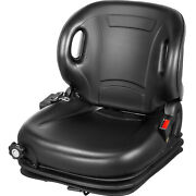 Forklift Toyota Seat Tractor Suspension Seats Replacement With Adjustable Back