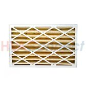 16x25x4 - 2 Pack Of New Merv11 Honeywell Replacement Filters Fc100a1029