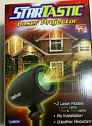 Startastic Holiday Light Show The As Seen On Tv Laser Light Projector