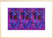 Dana Gonsalves Visual Chemistry - France Digital Print Signed And Numbered In