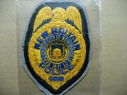/patch New Britain Connecticut Police1970s