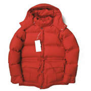 7x7 Seven By Seven 18aw Japan Down Jacket 821001 S Red Cotton Blouson Outer