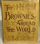 Palmer Cox / The Brownies Around The World First Edition 1895