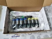 8hp50 Automatic Transmission Solenoid Set For Bmw Dodge Jeep Alfa Romeo 8-speed