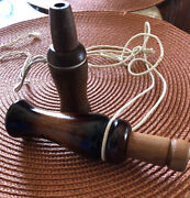 Vintage Ohman And Lohman Game Calls