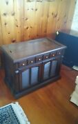 Vintage Magnaox Console Stereo Record Player 8 Track Ph6214