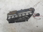 Porsche 911and03978-and03983/ 912/ 930 Front Fuse Box Panel 2 911 612 197 00