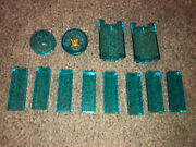 Lego 70010 Chima The Lion Chi Temple Replacement Pieces Windows Lot