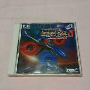 Image Fight2 Ⅱ Pcengine Hesystem Super Cd-rom Used Japan Import Shooter F/s