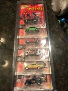 Johnny Lightning Lot Spiderman With Protectot