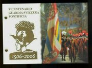Vatican. 2007. Swiss Guard. Coin And Stamp Folder. Only 15000 Numbered