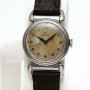 Rare 1938 Vintage Omega Ck 2009 Medicus With An Extract From Archives.