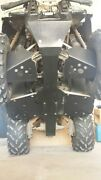 Can Am Outlander 06-11 Max/xmr 500 650 800 Floorboards / Footwells Only