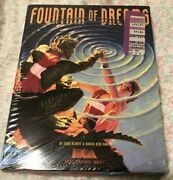 Fountain Of Dreams By Electronic Arts Tandy/pc Wasteland Brand New Sealed Rare