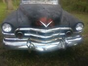 1951 Cadillac Convertible Front Clip Fenders Grill Hood Bumper Coupe Hearse