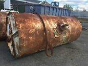 Offshore Mooring Buoy Steel Cylinder Ship Buoy 5and039 Dia X 12and039 Long