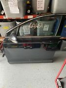 Driver Left Front Door Black No Mirror Or Panel Has Switches Fits 13-17 Fusion