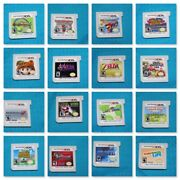 Nintendo 3ds Video Game Pick Your 3ds Game Title