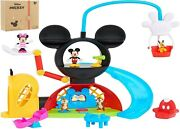 Mickey Mouse Clubhouse Adventures Brown Mailer Ages 3+ Toy Playset Play Set Gift
