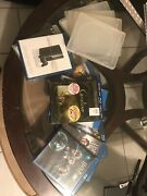7 Empty Bluray Movie Boxes + 7 Playstation Games Empty Boxes
