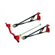 Chassis Engineering Ladder Bar Suspension Kit W/round X-member P/n - C/e3627