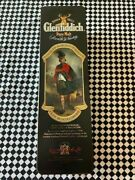 Glenfiddich Clans Of The Highlands Of Scotland - Clan Montgomerie Whiskey Tin