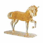 New - Bepuzzled 3d Crystal Puzzle - Horse 98 Pcs - Ages 12+ | 1 Player