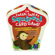 New - Educational Insights The Sneaky, Snacky Squirrel Card Game - Ages 4+