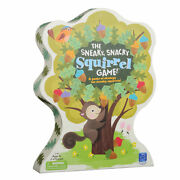 New - Educational Insights The Sneaky, Snacky Squirrel Game - Ages 3+