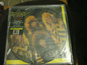 Stryper Andlrmandndash To Hell With The Devil 1987 Enigma Andlrmandndash Seax-73277 Picture Disc New