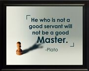 Plato He Who Is Poster Print Picture Or Framed Wall Art