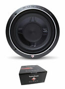 Rockford Fosgate 10 Punch P3s Shallow 600w Dual 2 Ohm Subwoofer P3sd2-10